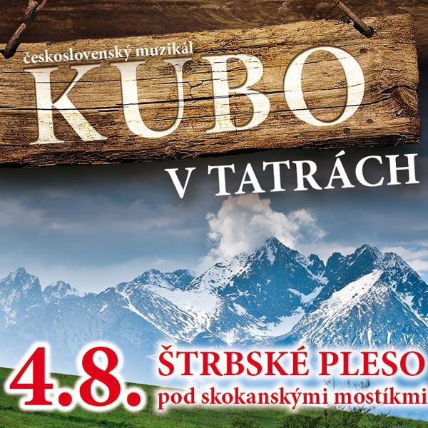 KUBO v Tatrách