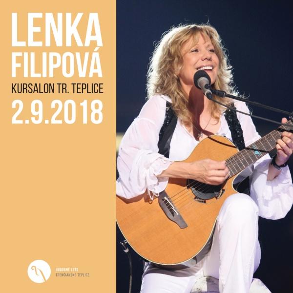 Lenka Filipová v Kursalone