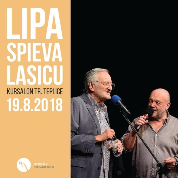 Lipa spieva Lasicu v Kursalone