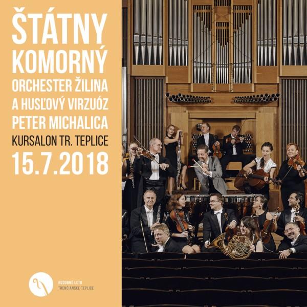 ŠKO Žilina a husľový virtuóz Peter Michalica