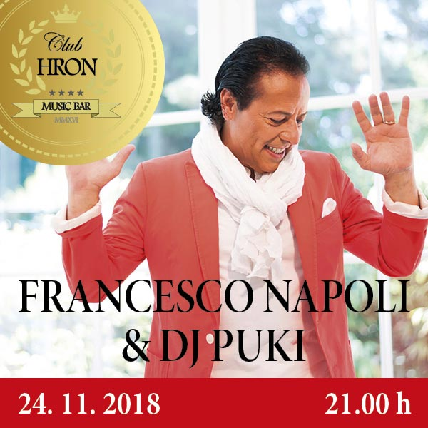FRANCESCO NAPOLI – DJ PUKI