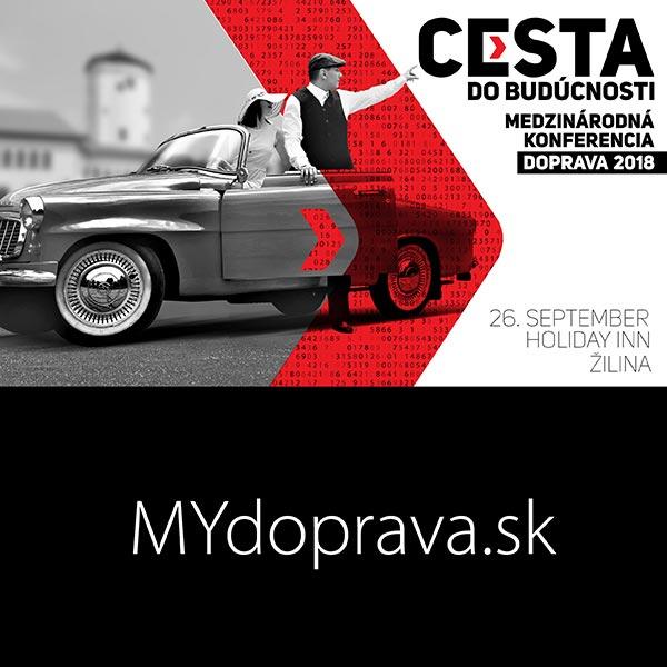 Medzinárodná konferencia DOPRAVA 2018
