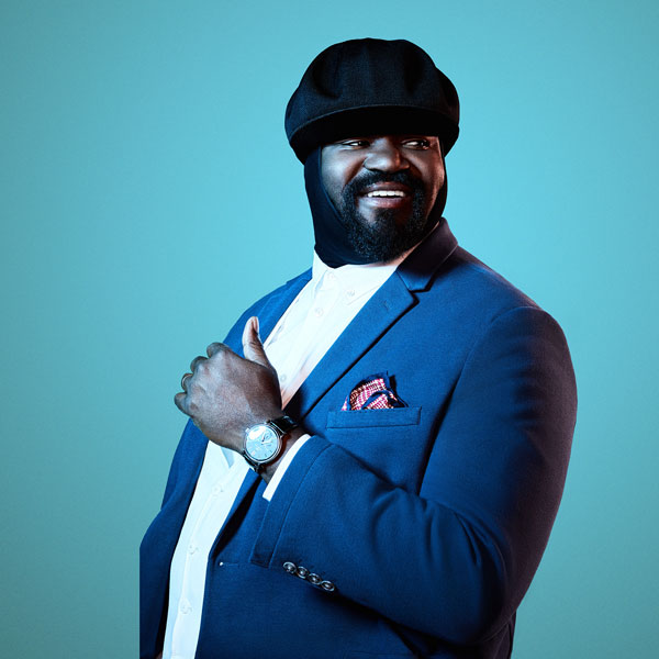 City Sounds uvádza: GREGORY PORTER