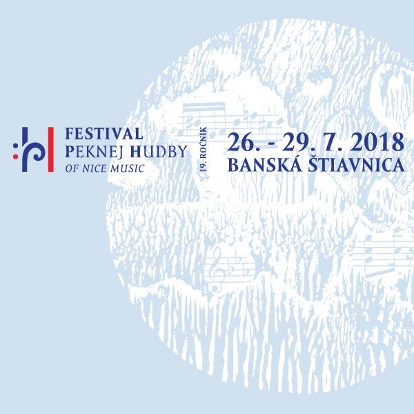 Festival peknej hudby - 26.7.2018 / 20:00