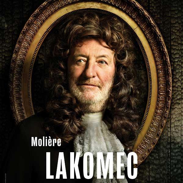 J.B.Moliére : Lakomec