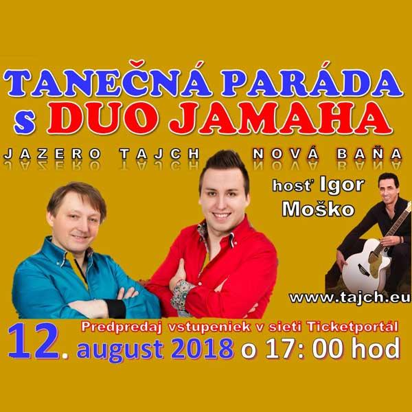 Duo Jamaha na Tajchu