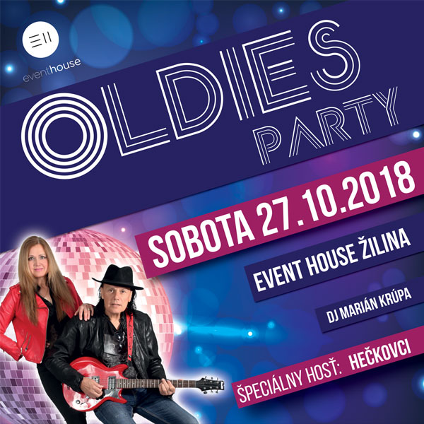 Oldies party Event House Žilina