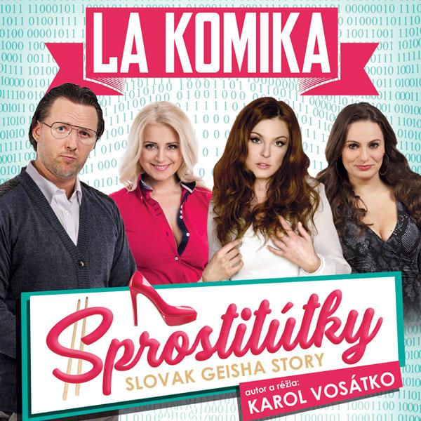 Sprostitútky (Slovak Geisha Story)