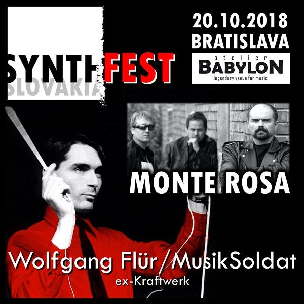 SYNTHFEST SLOVAKIA 2018