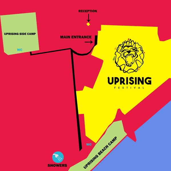 Uprising Side Camp 2018