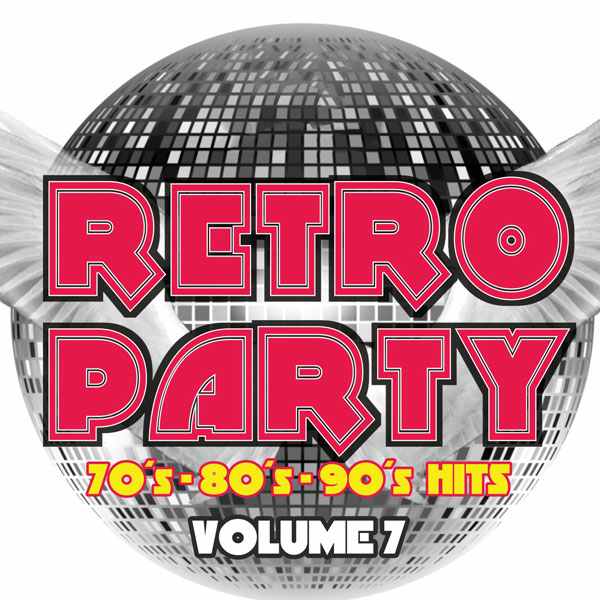 RETRO PARTY 2018 vol.7 - Best Of Czechoslovakia