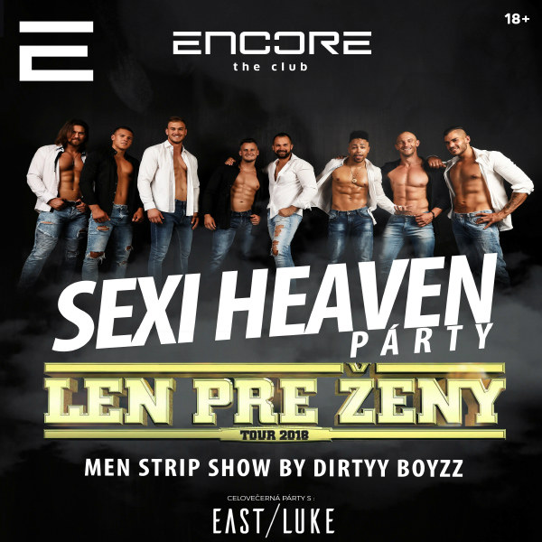 Sexi Heaven párty  v Encore the club