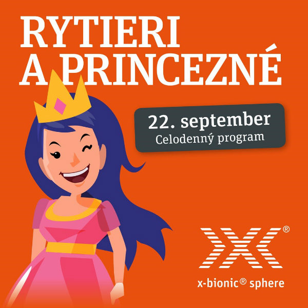 Rytieri a princezné