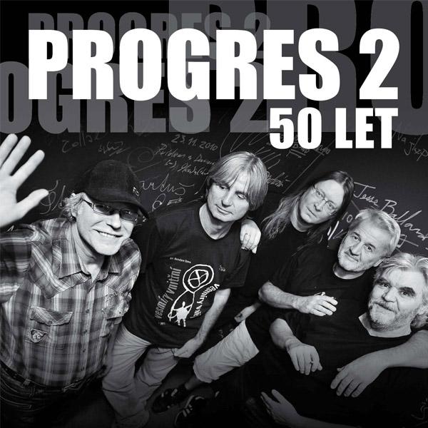 PROGRES 2 (CZ) Turné 50 rokov !