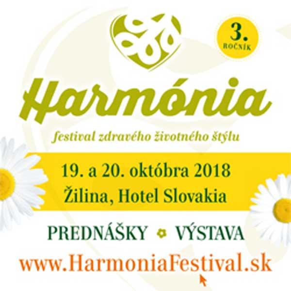 Harmónia festival zdravého životného štýlu