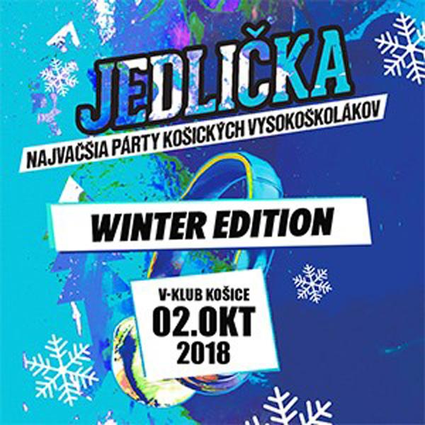 JEDLIČKA  winter edition