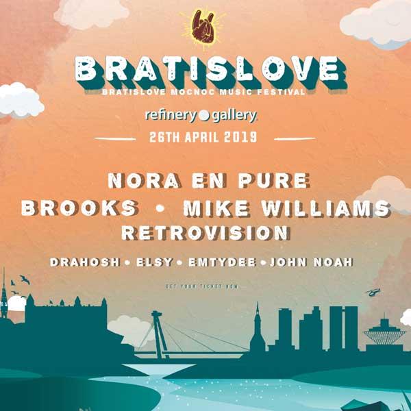 BRATISLOVE MocNoc Music Festival