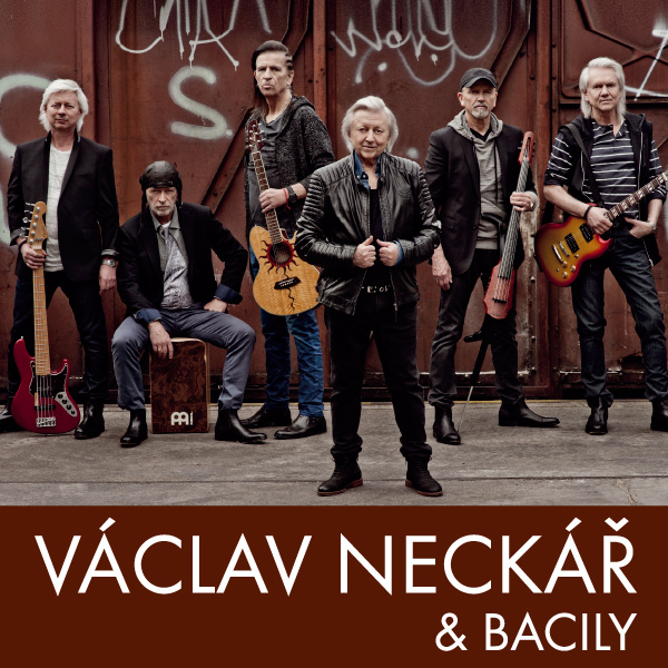 Vianočný benefičný koncert -Václav Neckář & Bacily