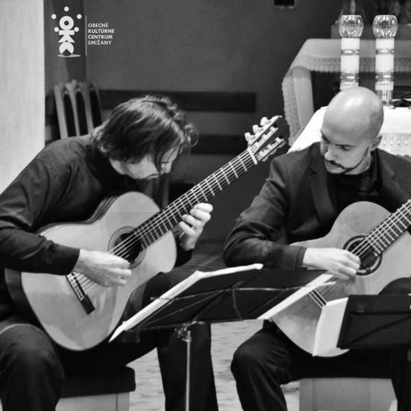 Gitarové duo - Passacaglia Mediteranea