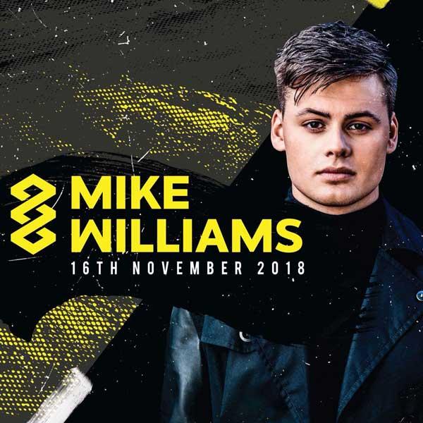 MIKE WILLIAMS IN BRATISLAVA