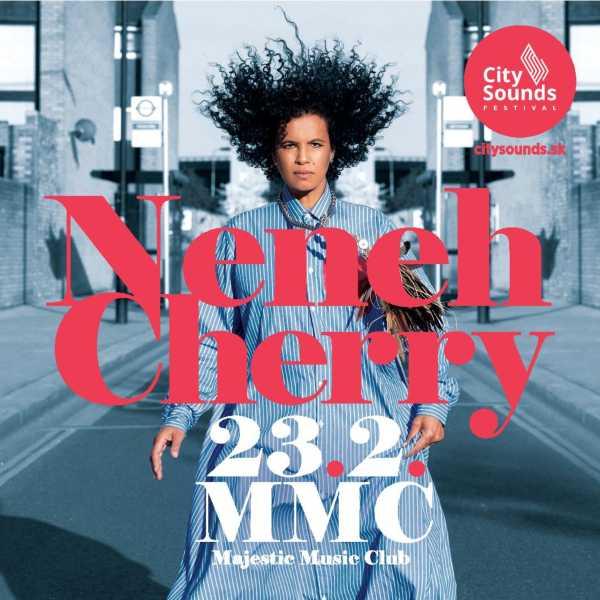City Sounds uvádza: NENEH CHERRY