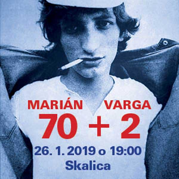 Marián Varga  70 + 2  Spomienkový koncert