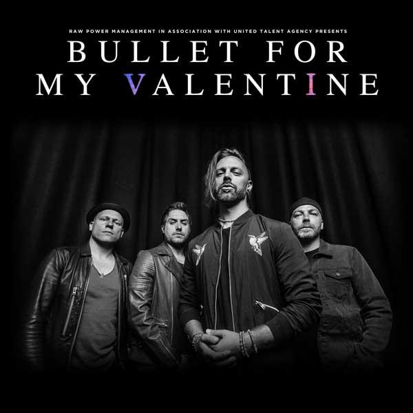 BULLET FOR MY VALENTINE (UK)