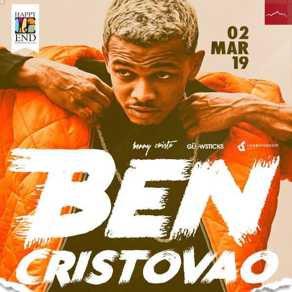 Ben Cristovao v Happy Ende