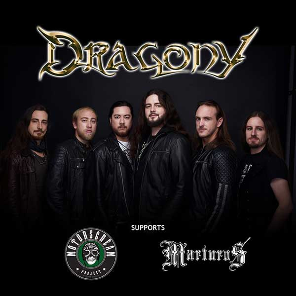 Dragony, MotorscreaM project, Marturos