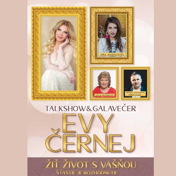Talk show Evy Černej