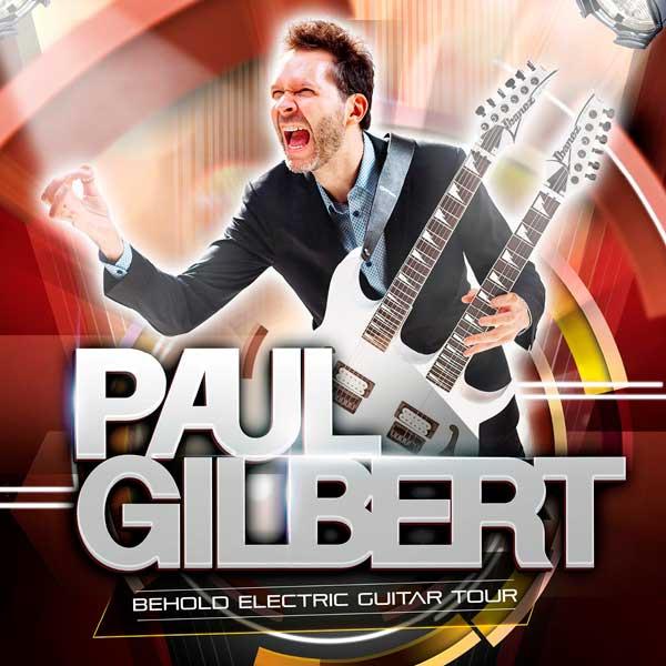 PAUL GILBERT (MR.BIG)