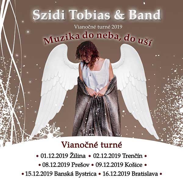 Szidi Tobias & Band Vianočné turné 2019