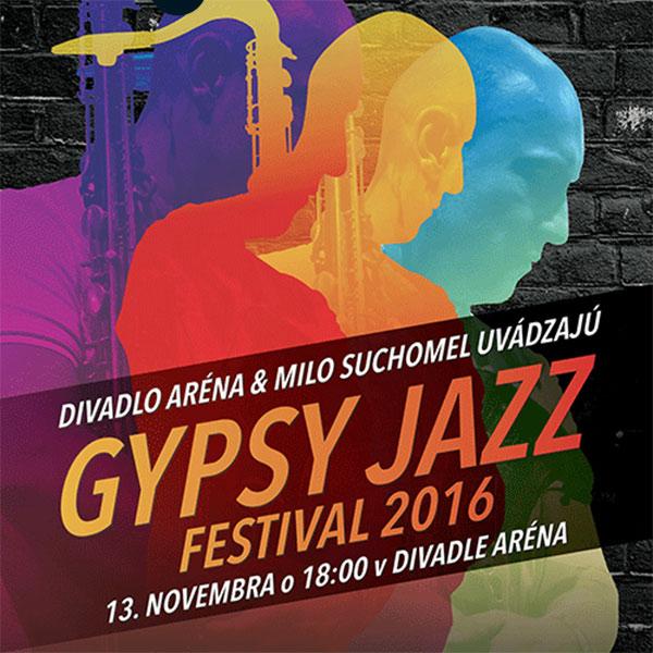Gypsy Jazz Festival 2016