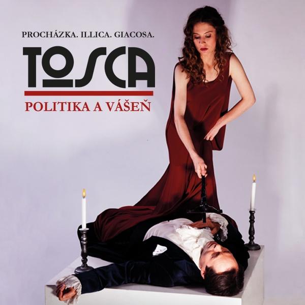 TOSCA - premiéra