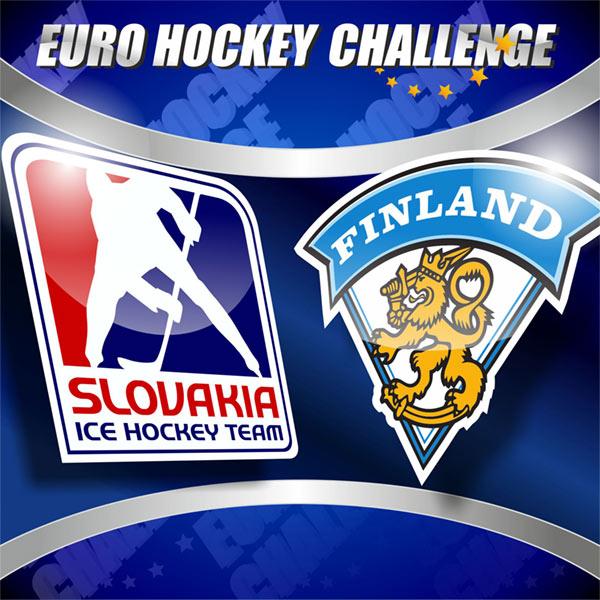 Euro Hockey Challenge: SVK - FIN