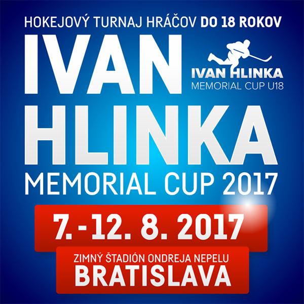 IVAN HLINKA MEMORIAL CUP 2017