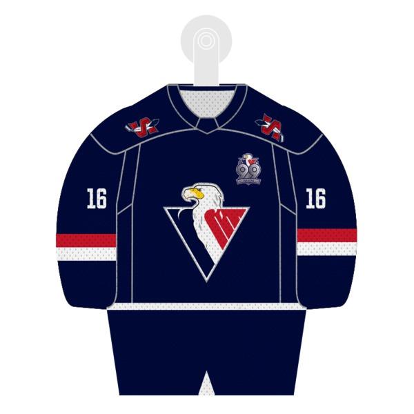 Minidres HC Slovan 20/21 modrý