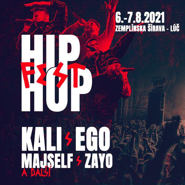 HIP HOP Fest – Šírava 2021