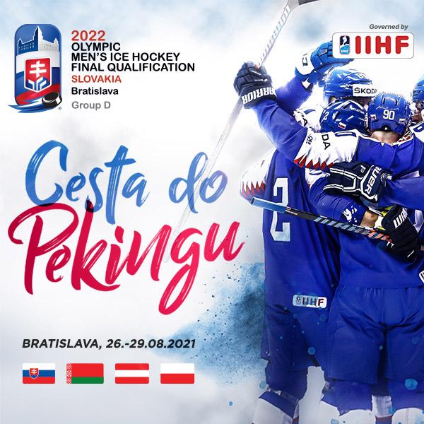 Hokejová kvalifikácia na olympijské hry