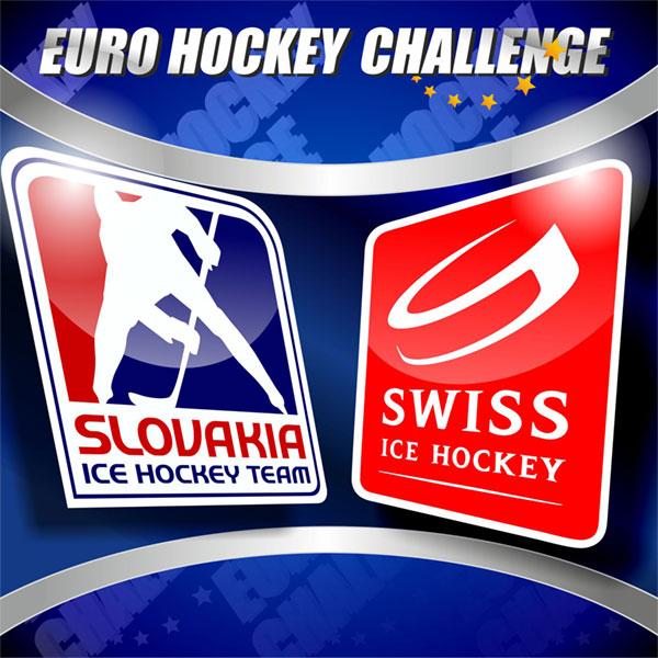 Euro Hockey Challenge: SVK - SUI