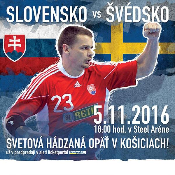 Slovensko - Švédsko