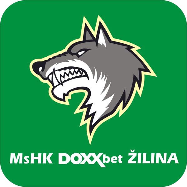 MsHK DOXXbet Žilina - HC`05 Banská Bystrica