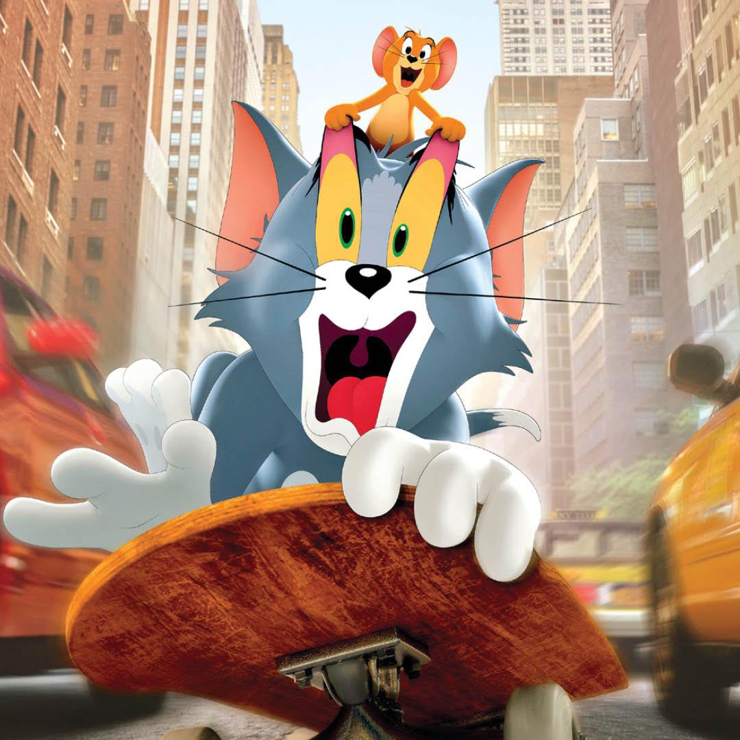 Kino pre deti : Tom a Jerry