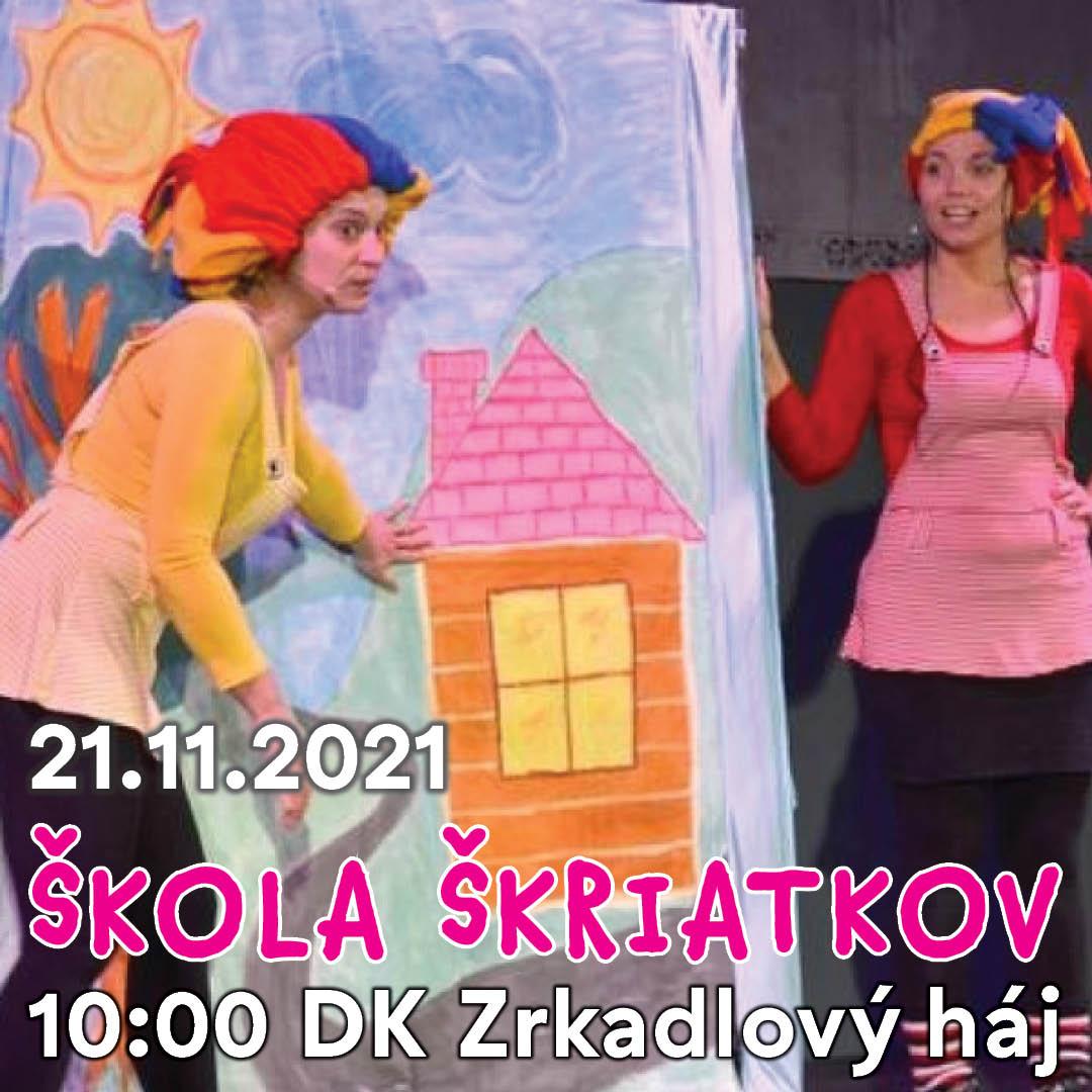 Rozprávková nedeľa - ŠKOLA ŠKRIATKOV