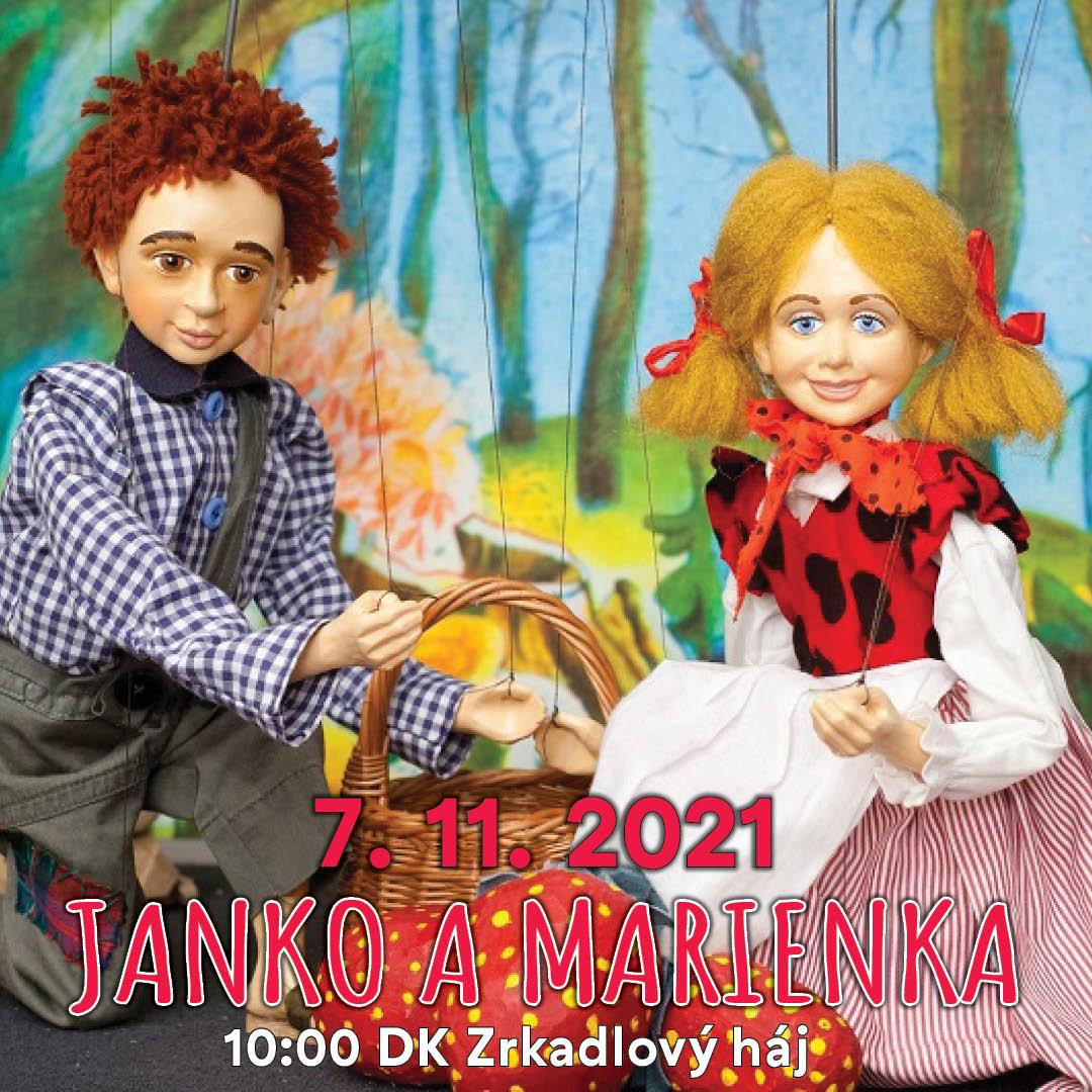 Rozprávková nedeľa - JANKO A MARIENKA