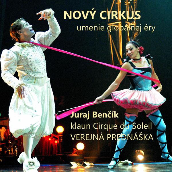 Nový cirkus - Umenie budúcnosti