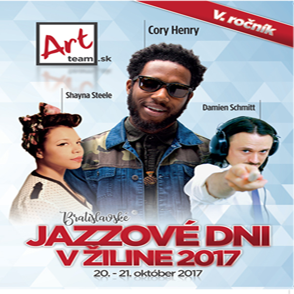 5. ročník Bratislavské jazzové dni v Žiline