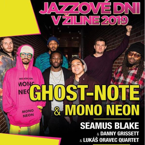 Jazzové dni v Žiline 2019