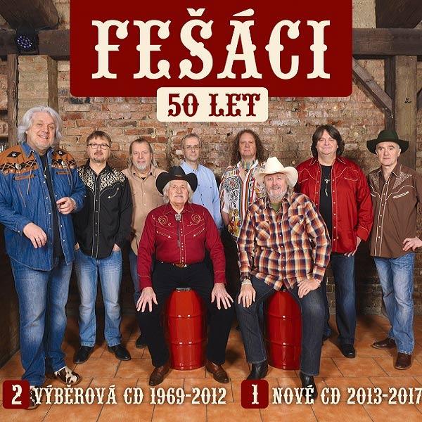 FEŠÁCI - 50 rokov -TOUR 2017