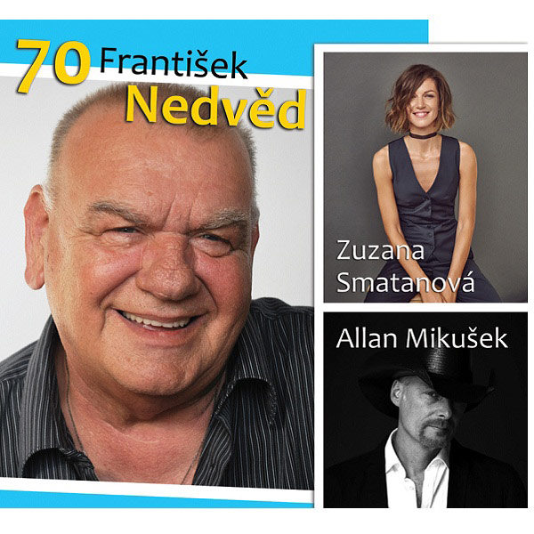FRANTIŠEK  NEDVĚD  -  70.
